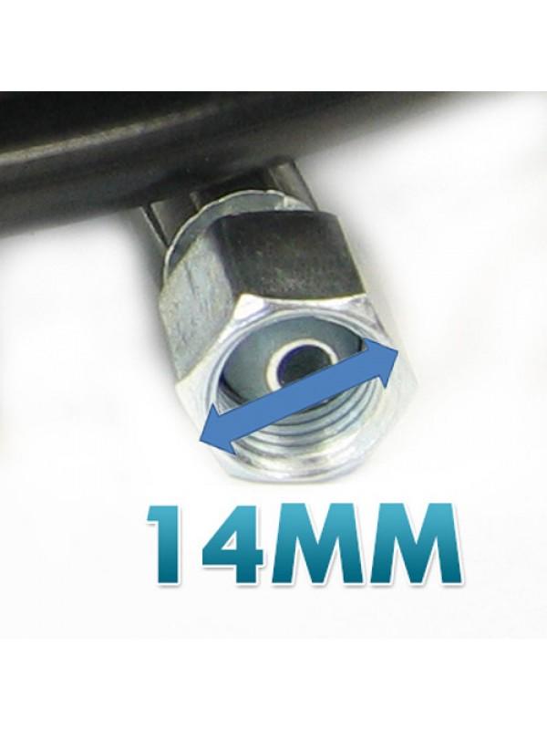 8m Kink Resistant Jet Power High Pressure Hose - 160 Bar