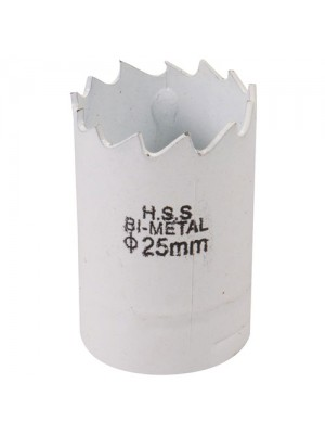 Heavy Duty Variable Pitch Bi-Metal Holesaw - 25mm