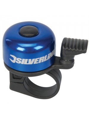 One Touch Ping Bicycle Bell Bike Handlebar Bell Cycle
