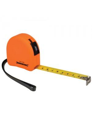 Hi Visibility Contour Measuring Tape 3m x 16mm Metric & Imperial