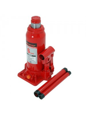 Heavy Duty Car Van 6 Ton Tonne Hydraulic Bottle Jack