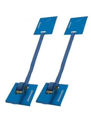Silverline Laminate Flooring Clamps Ratchet Install Wood Floor