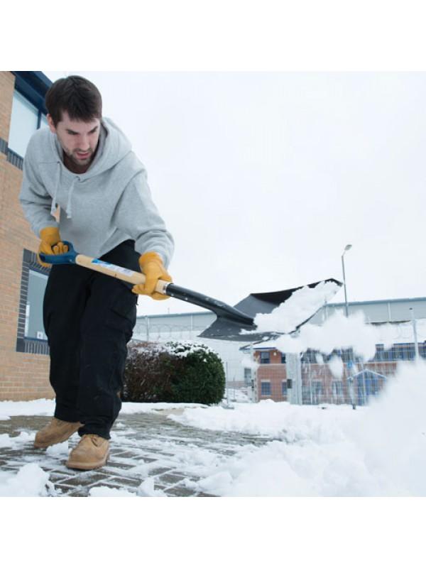 Silverline GT30 Garden Spade Snow Shovel Builders Spade