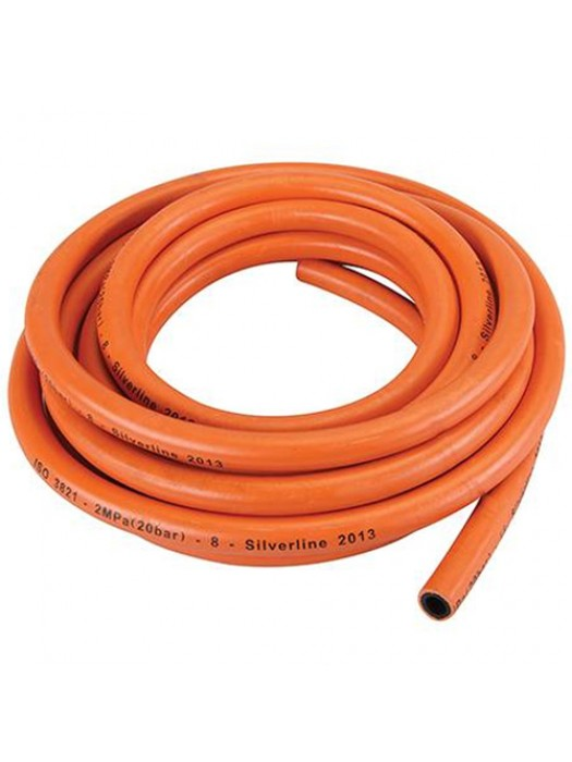 5m Rubber Gas Hose 20 Bar Propane Butane Tube