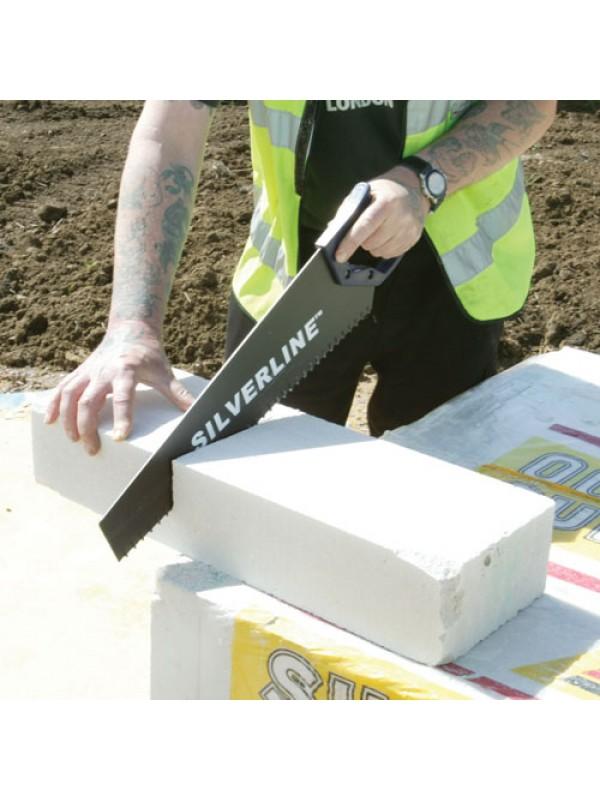 Silverline TCT Masonry Saw Building DIY Concrete Brick Cement