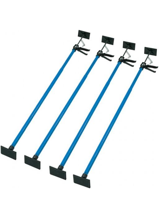 4 x Drywall Plasterboard Builders Adjustable Easy Props