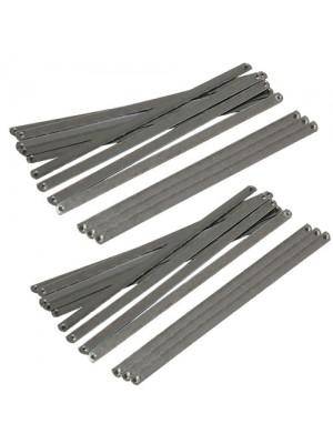 2pk 12 6inch Junior Hacksaw Blades