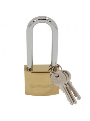 38mm Long Shank Shackle Heavy Duty Padlock With 3 Keys