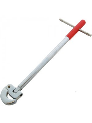 Adjustable Basin Wrench Plumbing Spanner - 11inch (275mm)