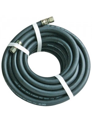 Air Line Compressor Rubber Hose  - 10m - 8mm Bore