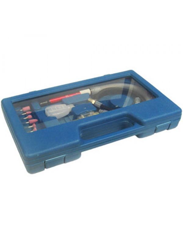 Silverline 17Pc 90PSI Air Micro Die Grinding Kit