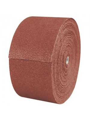 Silverline 180 Grit Aluminium Oxide Sandpaper Roll - 50m