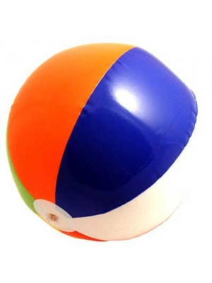 Hawaiian Beach Party Large Inflatable Beach Ball