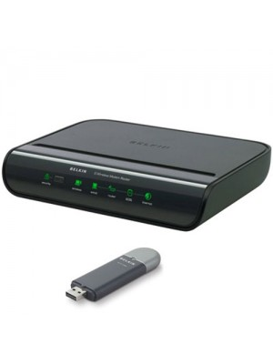 Belkin Wireless G BT ADSL Bundle (Includes USB Adapter)