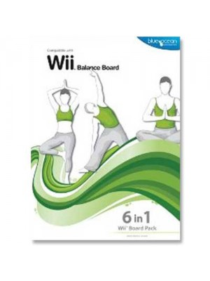 Wii Fit Accessory Pack - 6 in 1