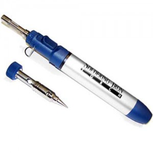 Gas Cordless Soldering Iron / Blow Torch