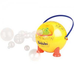 Bubble Blower Mechanical Machine - Garden Toy