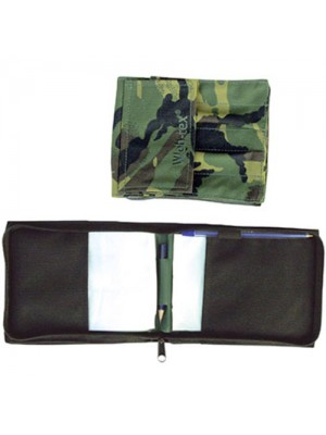 Camouflage Pattern Waterproof A6 Notebook Holder