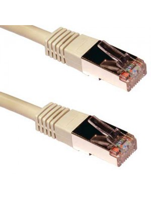 Network CAT5e Straight Ethernet Patch LAN Cable - 1m