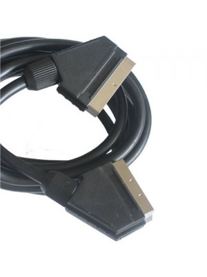 3m Scart Cable Male - Male