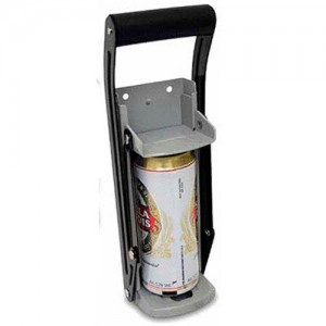 Can Crusher for Recycling (wall mounted) 16oz 500ml Large Size