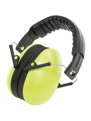 Childrens/Kids Adjustable Folding Cushioned Ear Muff Protectors