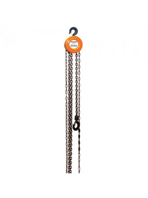 Tackle Hoist Engine Winch Chain Block 1 Ton - 2.5m Lift Height
