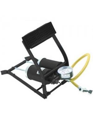 Double Foot Pump - Bike, Car Tyre Air Inflator