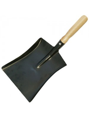 Silverline 230mm Dust Pan For Snow, Coal, Rubbish Etc