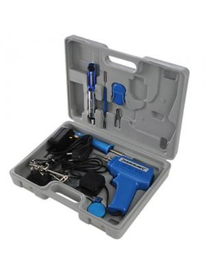 Silverline Soldering Iron Gun Kit  - Solder Gun + Iron