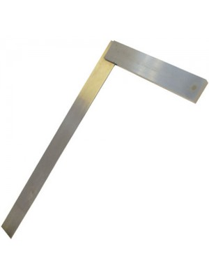 Silverline Hardened Steel Engineers Square Tool - 450mm