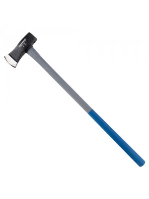 Carbon Steel Log Splitting Maul With Fibreglass Handle