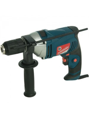 Silverline 550W Electric Hammer Drill Power Tool