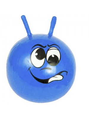 Kids Retro Space Hopper - Blue