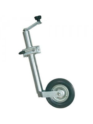 Heavy Duty Caravan/Trailer Jockey Wheel - 160Kg Capacity