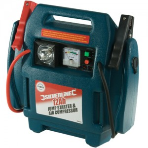 900A 12V Car Jump Starter Battery Booster & Air Compressor