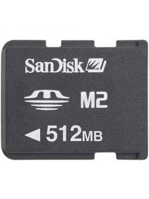 512mb Sandisk M2 Micro Memory Stick