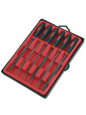6 Pc Jewellers Precision Micro Needle File Tool Set