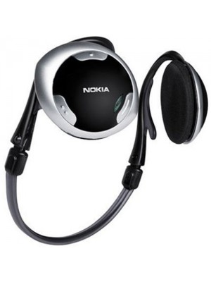 Nokia BH-501 Bluetooth Headset - Black
