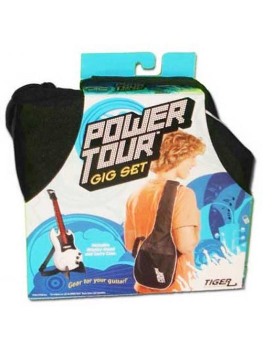 Power Tour Gig Set - Guitar Case and Stand
