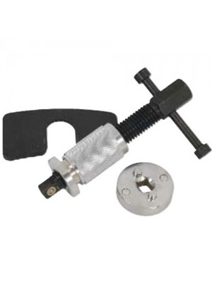 RH Disc Brake Calliper Piston Rewind Tool With Reaction Plate