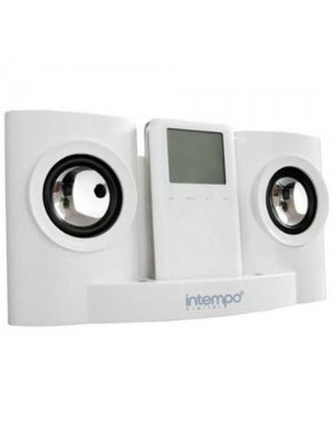 Intempo IDS 01 iPod Speakers - White