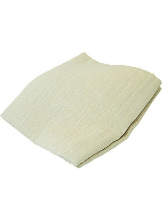 Decoratoring Cotton Fibre Dust Sheet For Stairs - 7.2 x 0.9m