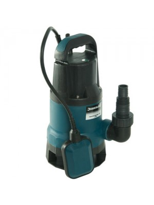 Silverline 500w Submersible Dirty Water Pump - 12000 Ltr/Hr