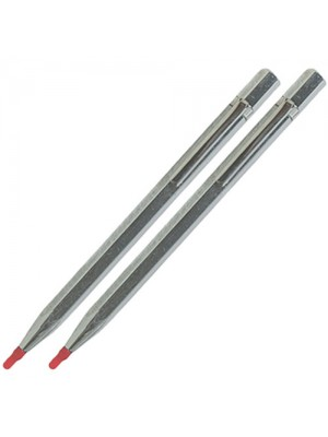 Set Of 2 150mm Engineers TCT Scriber Tool - Tungsten Carbide Tip