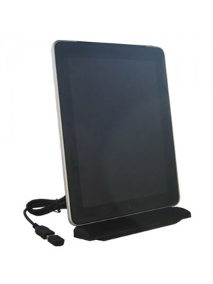 Dock for iPad with USB Cable - Black