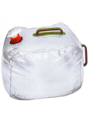 20L Collapsible Water Carrier / Container with Tap and Handle