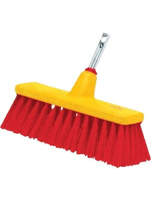 Wolf Garten Multi-Change Yard Broom - 30cm