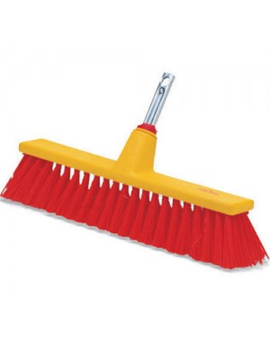 Wolf-Garten Multi-Change Patio Brush Broom Head - B40M