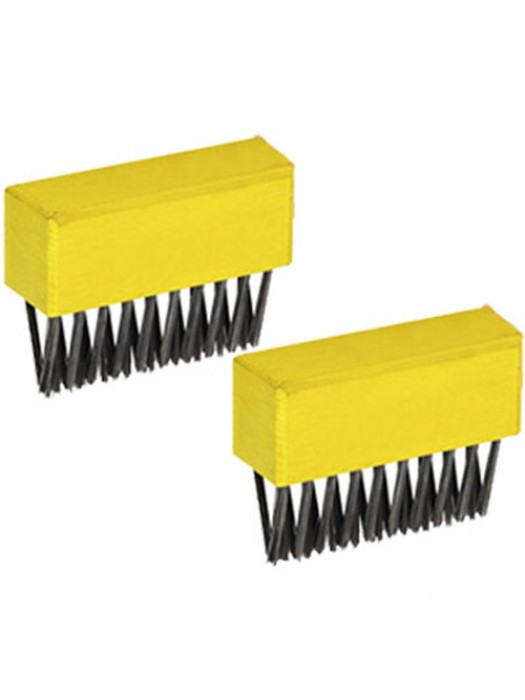 Wolf-Garten Multi-Change Replacement Weeding Brush Heads